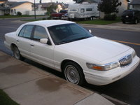 1995 Mercury Grand Marquis Overview