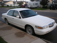 Picture of 1995 Mercury Grand Marquis, exterior