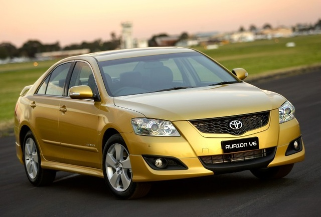 Picture of 2007 Toyota Aurion
