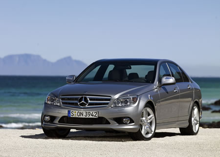 2007 Mercedes-Benz C350 Sport picture