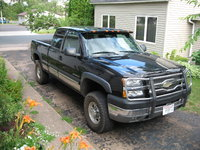 Picture of 2004 Chevrolet Silverado 2500HD 4 Dr LS 4WD Extended Cab SB HD, exterior