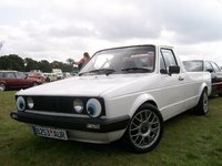 1984 Volkswagen Caddy Overview