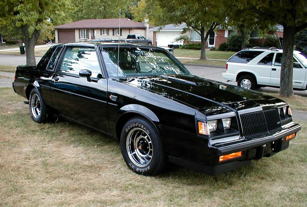 1987 buick grand national pictures cargurus. Black Bedroom Furniture Sets. Home Design Ideas