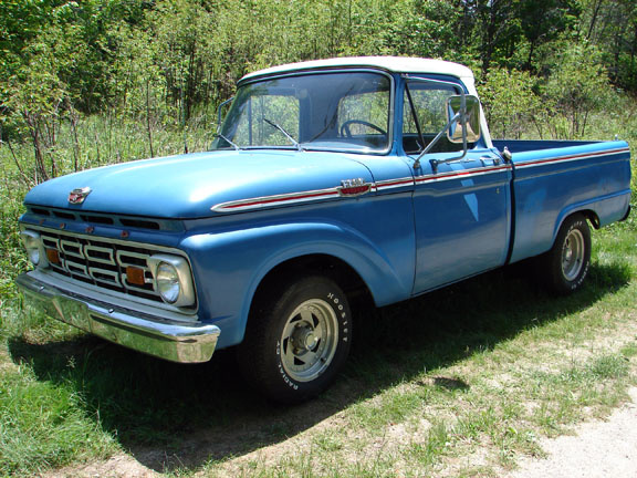 Picture of 1964 Ford F-100, exterior, gallery_worthy