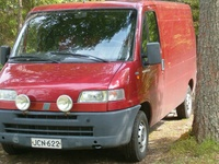 1998 FIAT Ducato Overview