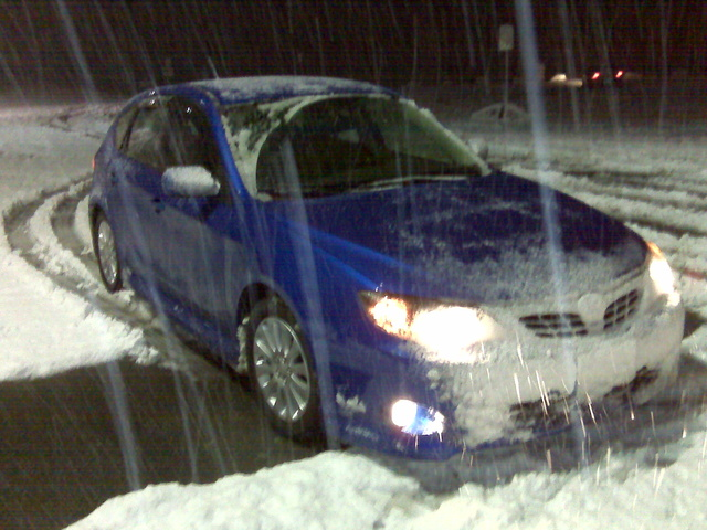 Picture of 2008 Subaru Impreza 2.5i, exterior, gallery_worthy