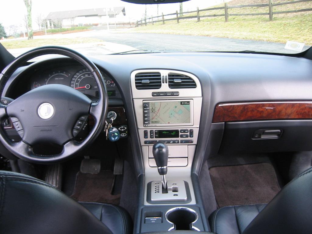 2003 Lincoln Ls Interior Architecture Modern Idea