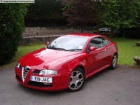 2007 Alfa Romeo GT Overview