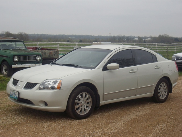 Picture of 2006 Mitsubishi Galant ES