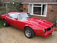 Picture of 1976 Pontiac Trans Am, exterior