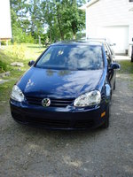 Picture of 2008 Volkswagen Rabbit 4-Door, exterior