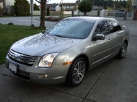 2008 Ford Fusion Picture Gallery
