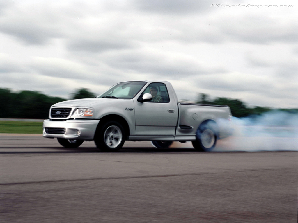 Paint Colors For Trucks >> 2004 Ford F-150 SVT Lightning - Overview - CarGurus