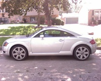 Picture of 2003 Audi TT Coupe Quattro, exterior