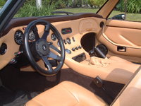 Picture of 1991 TVR Griffith, interior