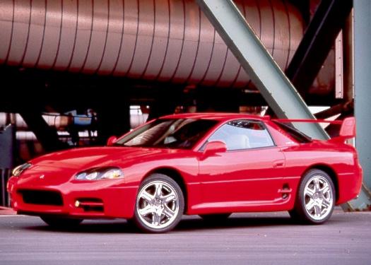 1999 Mitsubishi 3000Gt 2 Dr Vr 4 Turbo Awd Hatchback Pic 29471