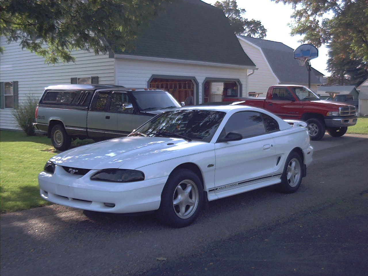 2009 Mustang Gt Specs >> 1998 Ford Mustang - Pictures - CarGurus