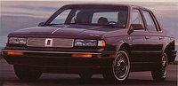 1988 Oldsmobile Cutlass Ciera Overview