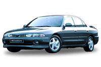 Picture of 1994 Mitsubishi Galant, exterior