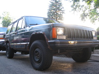 1992 Jeep Cherokee Picture Gallery