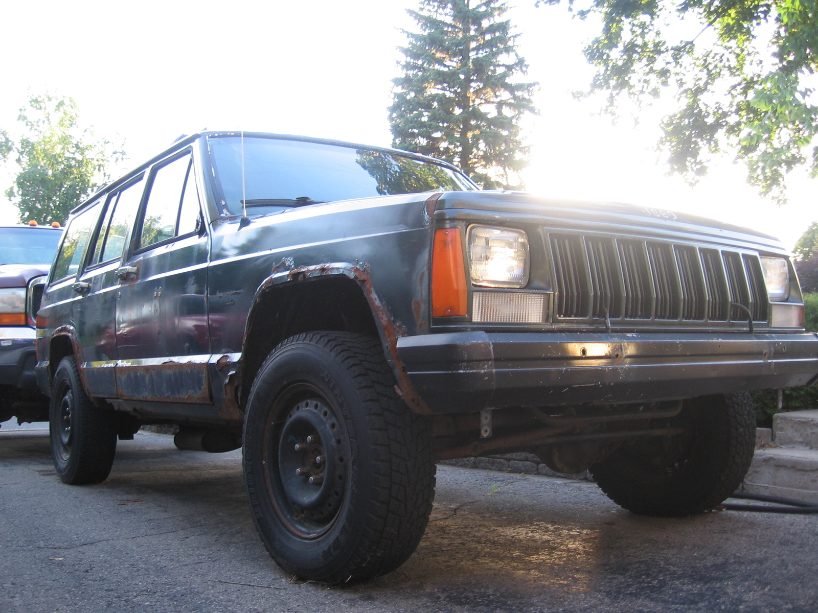 1992 Jeep Cherokee picture
