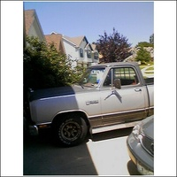 1986 Dodge Ram 50 Pickup picture, exterior