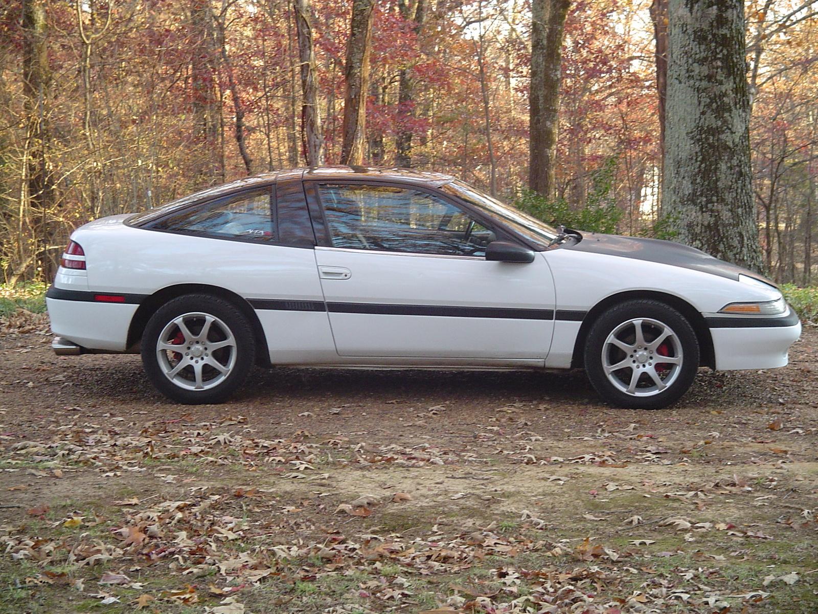 1990 Mitsubishi Eclipse - Pictures