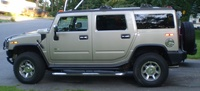 2005 Hummer H2 picture, exterior