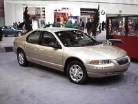 1998 Chrysler Cirrus picture, exterior