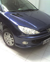 Picture of 2007 Peugeot 206, exterior