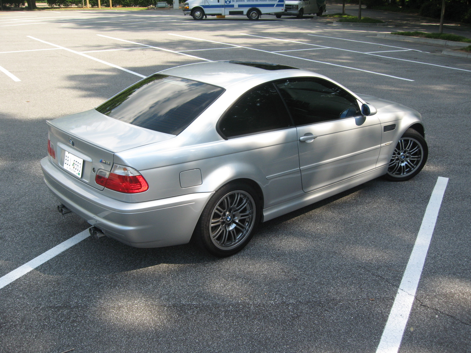 2001 BMW M3 - Pictures - 2001 BMW M3 Coupe picture - CarGurus