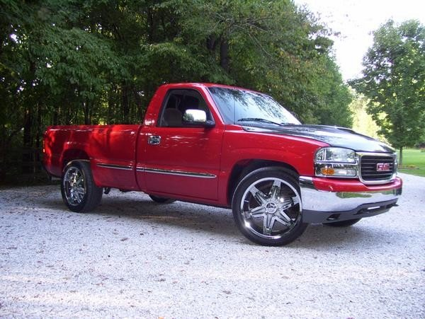 Picture of 2000 GMC Sierra 1500 SLE Standard Cab LB
