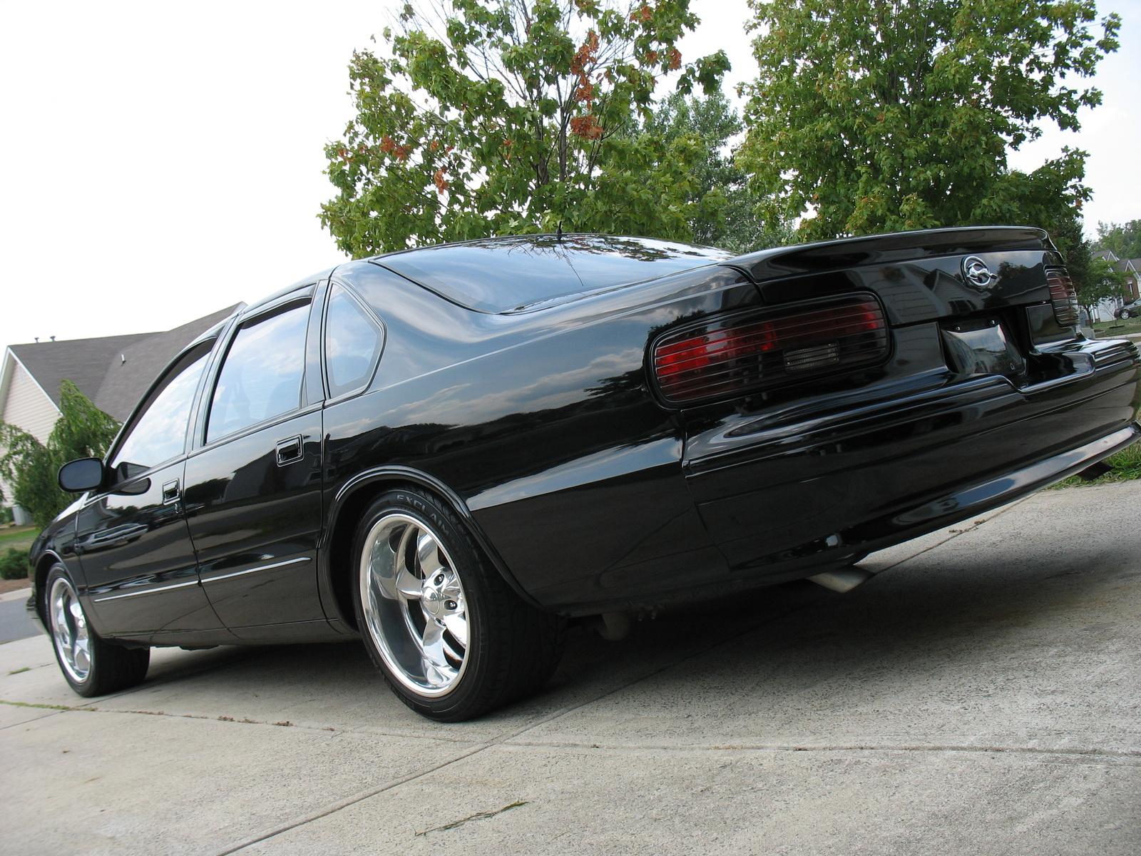 1996 Chevrolet Impala Exterior Pictures Cargurus