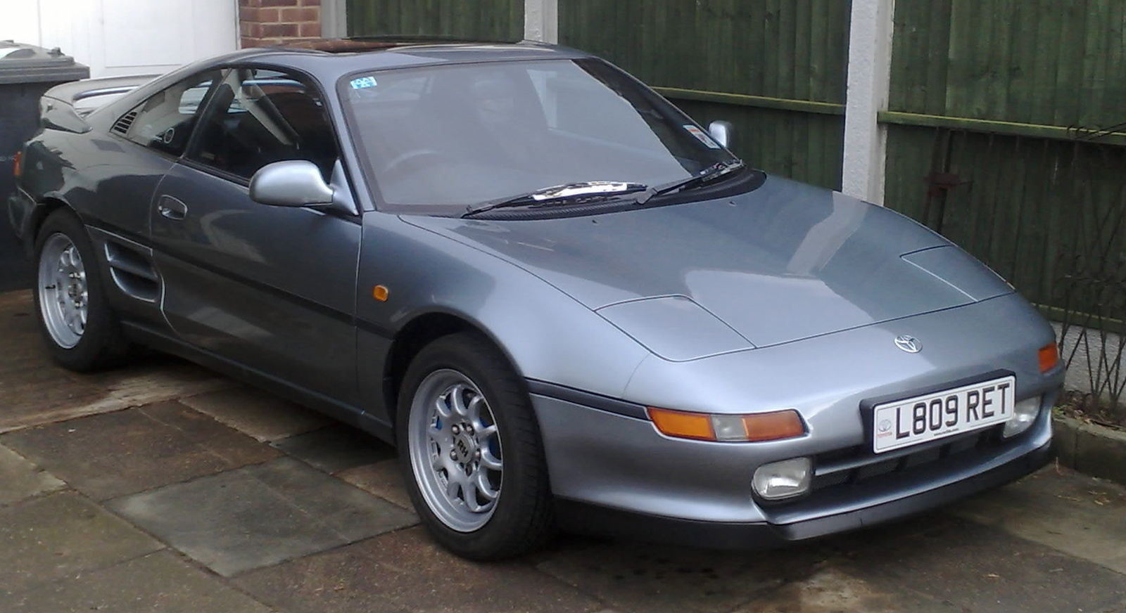Toyota MR2 Questions - what horsepower is the 93 mr2 2 0gti16 - CarGurus