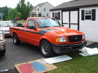 Picture of 2001 Ford Ranger 2 Dr XL Standard Cab LB, exterior, gallery_worthy