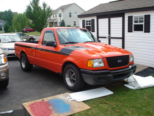 Picture of 2001 Ford Ranger 2 Dr XL Standard Cab LB