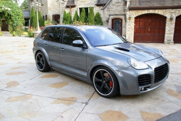 picture of 2005 porsche cayenne turbo exterior. Black Bedroom Furniture Sets. Home Design Ideas