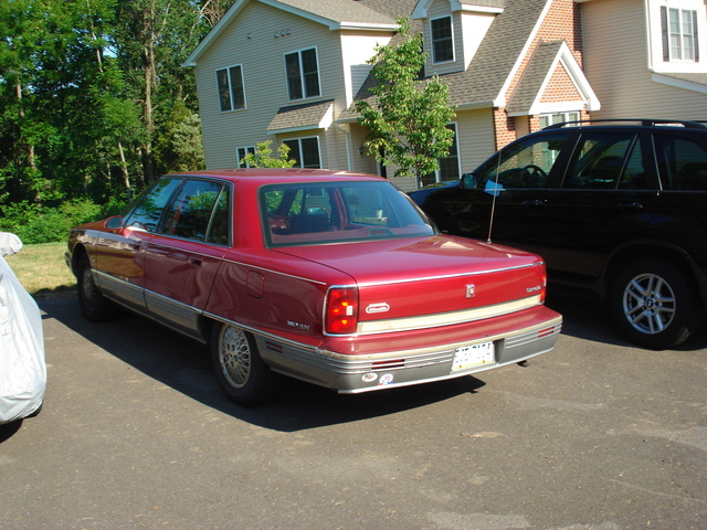 Picture of 1991 Oldsmobile Ninety-Eight