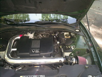 2001 Lincoln LS V8 picture, engine