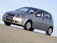 2007 Chevrolet Kalos Picture Gallery