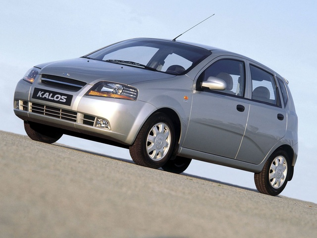 Picture of 2007 Chevrolet Kalos