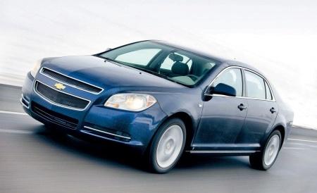 Picture of 2009 Chevrolet Malibu