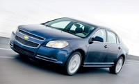 2009 Chevrolet Malibu Picture Gallery