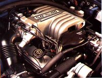 Picture of 1990 Ford Mustang GT Hatchback, engine