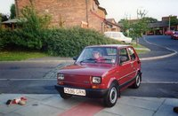 1985 Fiat 126 Overview