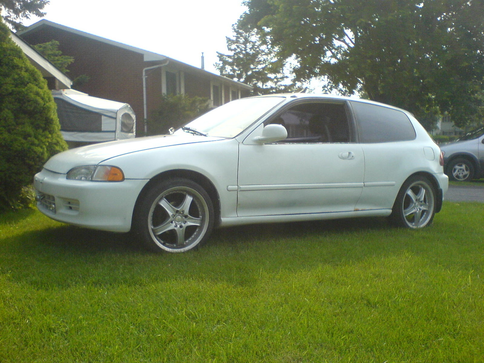 1993 honda civic hatchback - photo #22