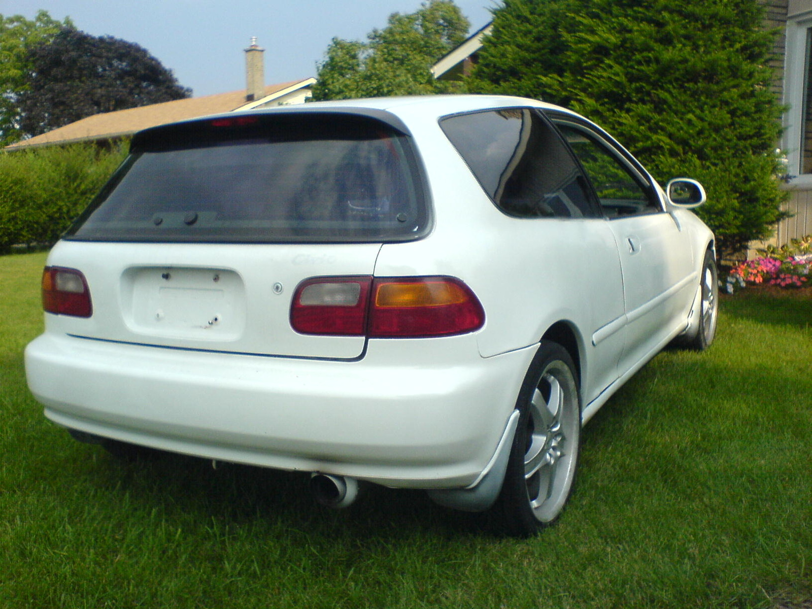 1993 honda civic hatchback - photo #10
