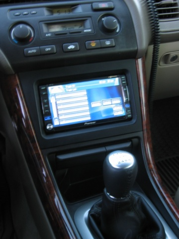 Picture of 2003 Acura CL 3.2 Type-S, interior, gallery_worthy
