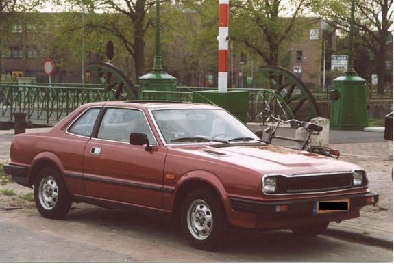 1979 Honda Prelude