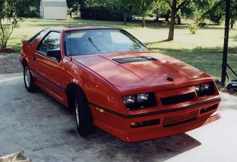 1985 Dodge Daytona
